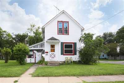 Appleton Single Family Home Active-Offer No Bump: 1523 W Rogers
