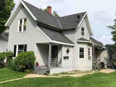 Green Bay Multi Family Home Active-No Offer: 1225 S Chestnut