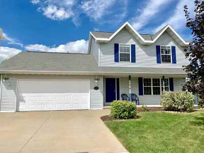 Appleton Single Family Home Active-No Offer: W5456 Red Clover