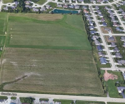 Kaukauna Residential Lots & Land Active-No Offer: Hwy 55