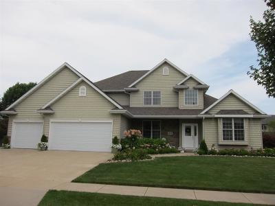 Appleton Single Family Home Active-No Offer: 224 E Wentworth