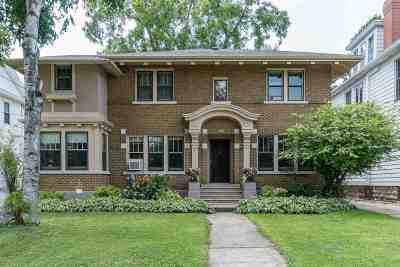 Oshkosh Single Family Home Active-No Offer: 1115 Merritt