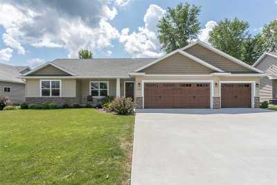 Neenah Single Family Home Active-Offer No Bump: 1310 Buttonbush