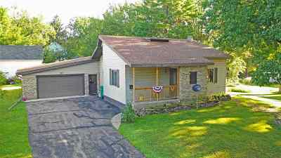 Waupaca Single Family Home Active-Offer No Bump-Show: 340 Granite