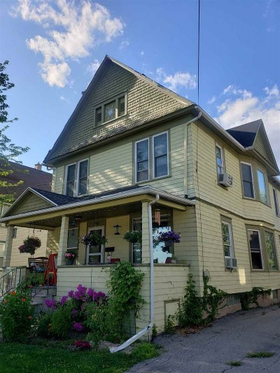 Neenah Multi Family Home Active-Offer No Bump: 306 E Forest