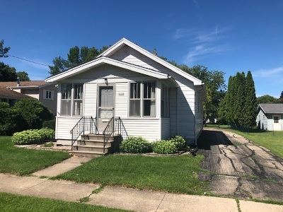 Oshkosh Single Family Home Active-Offer No Bump-Show: 2113 Ashland