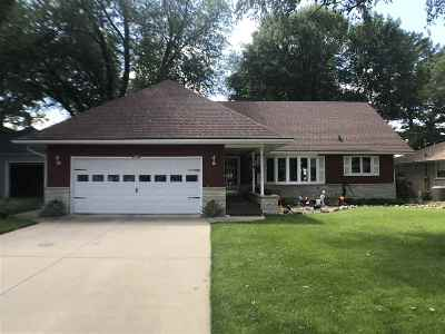 Shawano Single Family Home Active-No Offer: 538 River Heights