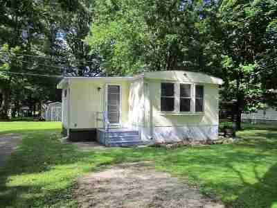 Shawano Single Family Home Active-No Offer: W5120 Shady