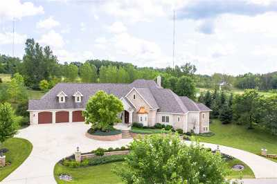 Brown County Single Family Home Active-No Offer: 1702 Limestone