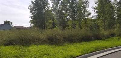 Green Bay Residential Lots & Land Active-No Offer: 1418 Sandstone