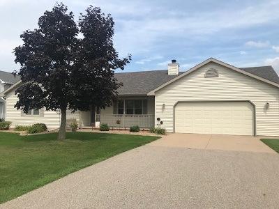 Appleton Single Family Home Active-Offer No Bump: W6736 Lydia