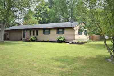 Oneida Single Family Home Active-No Offer: 1335 Concord