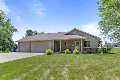 Appleton Single Family Home Active-Offer No Bump: 3420 Freedom