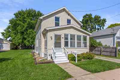 Neenah Single Family Home Active-No Offer: 311 Union