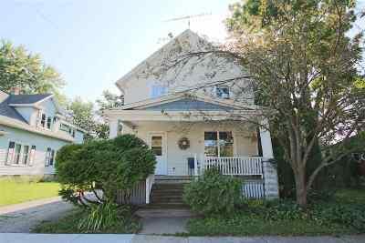 Oshkosh Single Family Home Active-No Offer: 524 Oak