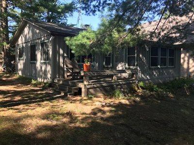 Oconto County Single Family Home Active-Offer No Bump: 15744 Braun