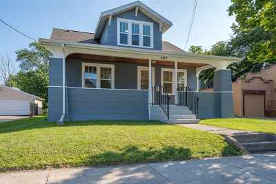 Neenah Single Family Home Active-No Offer: 307 W Forest
