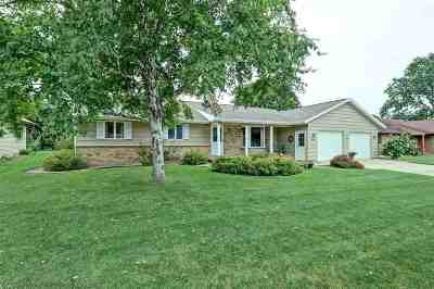 Appleton Single Family Home Active-Offer No Bump: 2119 W Cortland