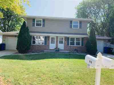 Appleton Multi Family Home Active-Offer No Bump: 808 N Hawthorne