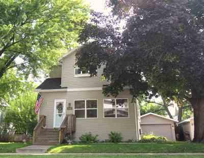 Oshkosh Single Family Home Active-Offer No Bump: 1110 Mt Vernon