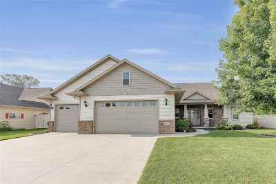 Appleton Single Family Home Active-Offer No Bump: 4025 E Appleview