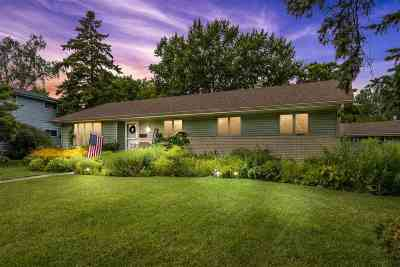 Neenah Single Family Home Active-No Offer: 937 Hickory