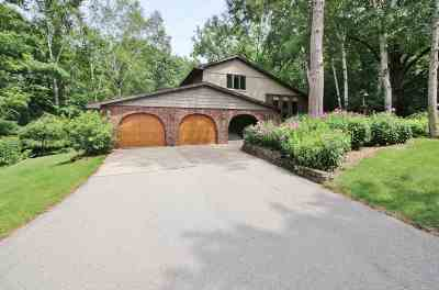 Oneida Single Family Home Active-No Offer: 826 Winding