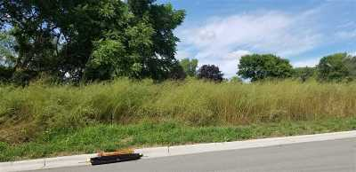 Green Bay Residential Lots & Land Active-No Offer: 3090 Sandstone