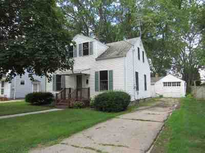 Neenah Single Family Home Active-No Offer: 307 S Lake