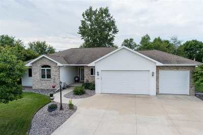 Appleton Single Family Home Active-Offer No Bump: W6049 Blazing Star