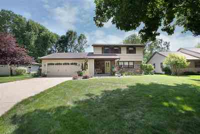Appleton Single Family Home Active-Offer No Bump: 46 Partridge