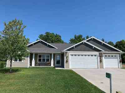 Greenville Single Family Home Active-Offer No Bump: N1672 Waterlefe
