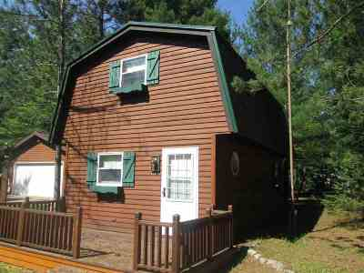Oconto County Single Family Home Active-No Offer: 15691 Sunrise