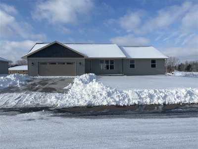 Oconto Falls Single Family Home Active-No Offer: 559 Eagle