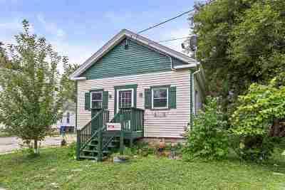 Oshkosh Single Family Home Active-No Offer: 859 Central