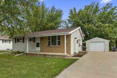 Neenah Single Family Home Active-No Offer: 947 Byrd