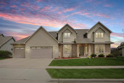 Appleton Single Family Home Active-No Offer: 3232 S Solitude