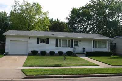 Oshkosh Single Family Home Active-No Offer: 1407 W 3rd