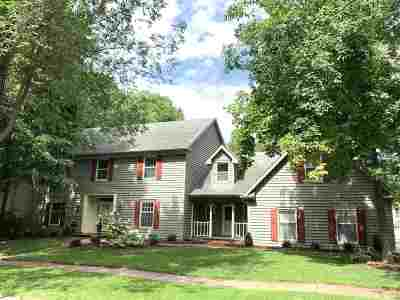 Appleton Single Family Home Active-No Offer: 2412 Schaefer