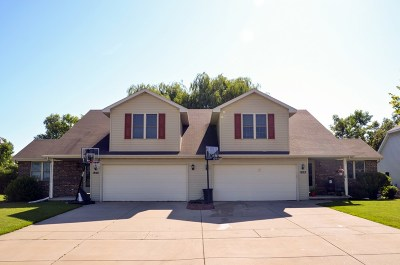 Brown County Multi Family Home Active-Offer No Bump: 1801 Briarwood