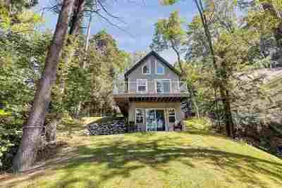 Oconto County Single Family Home Active-No Offer: 9795 White Lake