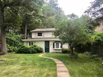 Marinette Single Family Home Active-No Offer: N1166 Shore