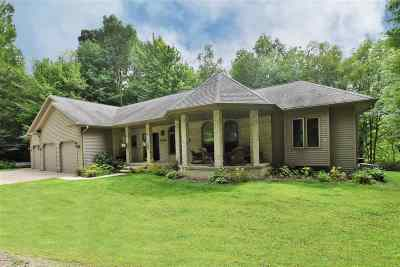 Abrams Single Family Home Active-No Offer: 5655 Liegeois