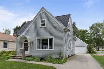 Appleton Single Family Home Active-No Offer: 1819 N Appleton
