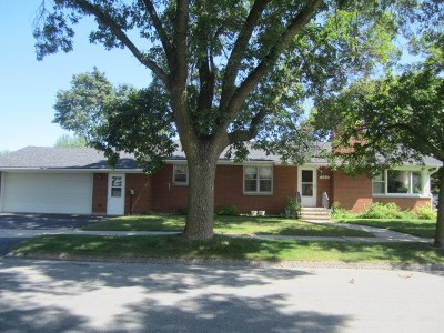 Marinette Single Family Home Active-No Offer: 222 Lester