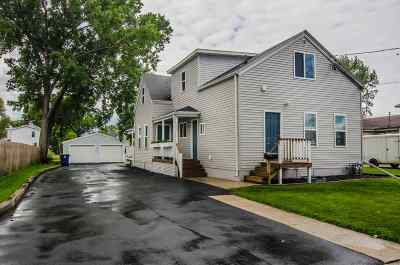 Green Bay Multi Family Home Active-No Offer: 1020 Klaus