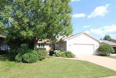 Oshkosh Single Family Home Active-No Offer: 1260 Timothy