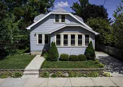 Oshkosh Single Family Home Active-No Offer: 168 Brockway