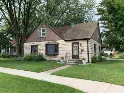 Shawano Multi Family Home Active-No Offer: 203 S Hamlin
