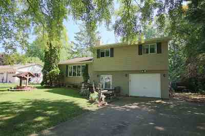 Oshkosh Single Family Home Active-No Offer: 1240 Valley
